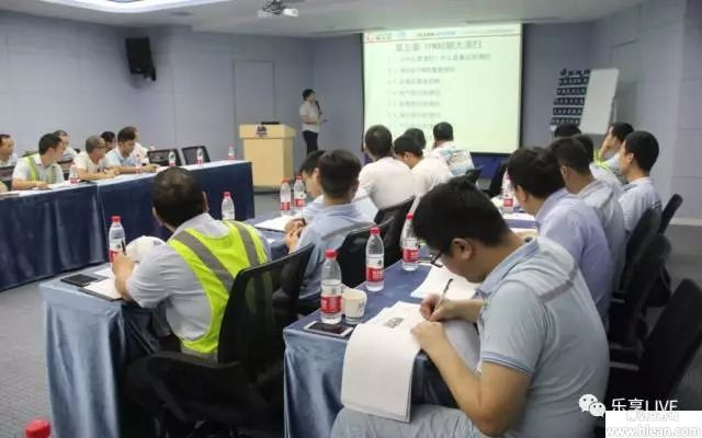 【维达】护理中国公司顺利开展《TPM大清扫》第二课培训